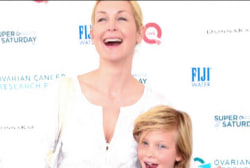 Kelly Rutherford opens up about custody...