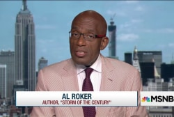 Al Roker on 'The Storm of the Century'