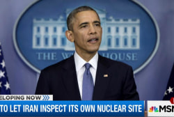 'Side deal' revealed in Iran nuclear deal