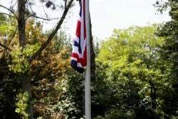 British Embassy reopens in Iran