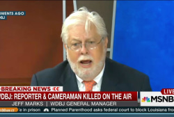 WDBJ general manager: 'Our hearts are broken'