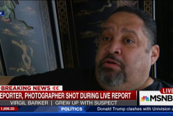 Man who grew up with shooter: He's not a...
