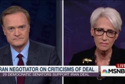 Iran negotiator defends deal