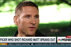 Agent speaks out about upstate NY manhunt