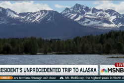 Mount McKinley to be called 'Denali' again
