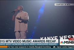 Kanye, Bieber among VMA highlights