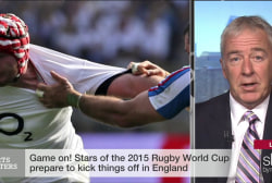 Rugby World Cup is near, get on board