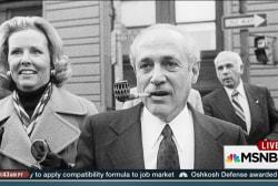 Marvin Mandel, former governor, dead at 95