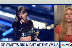 MTV VMAs: This year's top moments