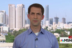 Cotton: Bare minority for Obama on Iran deal