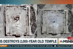 UN: ISIS destroyed 2,000-year old temple