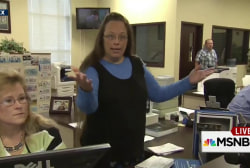 Kentucky county clerk defies SCOTUS