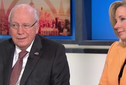 Cheney and daughter on new book, Iran deal