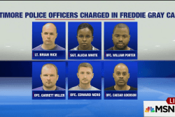Hearings begin in Freddie Gray case