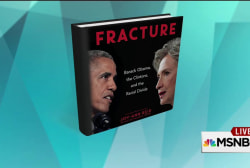New book explores Obama and Clinton divide
