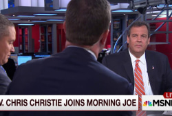 Christie on NYC safety, 2016, immigration