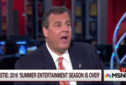 Christie: Campaign season really starts now