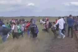 Europe overwhelmed by refugees fleeing ISIS