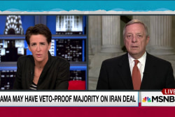 Iran deal garners support to fend off GOP