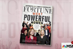 Fortune releases annual 'Powerful Women' list