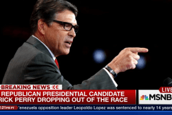 NBC: Rick Perry dropping out of 2016 race
