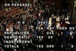 Several Democrats vote against Iran deal