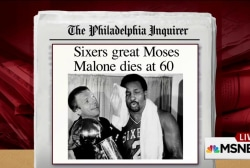 NBA Hall of Famer dies at age 60