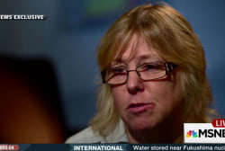 Joyce Mitchell breaks silence on prison break