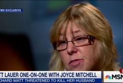Joyce Mitchell: NBC exclusive