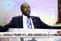 Joe: How does Carson go up 17 points?