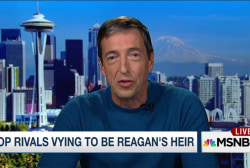 Ron Reagan: Trying to be like my dad is ...