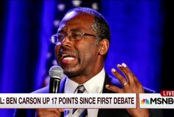 MJ panel: Carson's views frightening,...