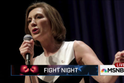 Boxer: Fiorina attacked me on my 'bad hair...