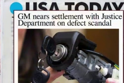 GM nears settlement over deadly ignition...