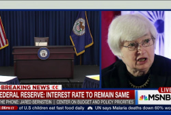 Fed announces no change in interest rates