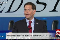 Marco Rubio 'grown up in the room'