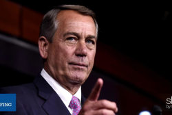 Rumors of Speaker Boehner's demise