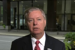 Graham responds to Trump's Muslim Q & A
