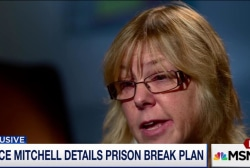 Joyce Mitchell details prison break plan