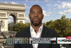 Ta-Nehisi Coates takes on mass incarceration