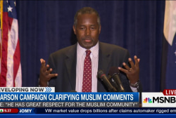 Should Carson drop out of race?