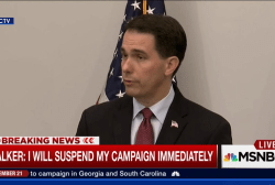 Scott Walker drops out, asks others to do...