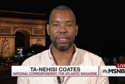 One on one with Ta-Nehisi Coates