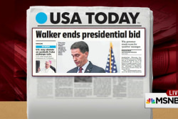 Joe: Walker has a big future ahead of him