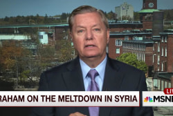 Sen. Graham: I would accept Syrian refugees