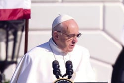 Previewing the Pope's speech to Congress