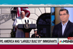 Pope gives voice to immigrants' plight
