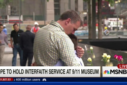 Pope to hold interfaith service at 9/11...