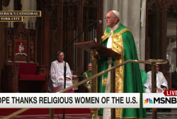 Pope to religious women: 'I love you very...