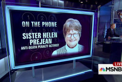 Sr. Helen Prejean on Pope & Death Penalty